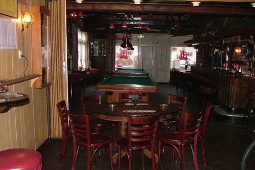 Café Rust Wat