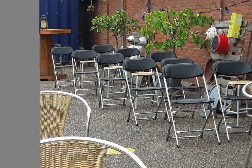 De Meester Café en Zalen
