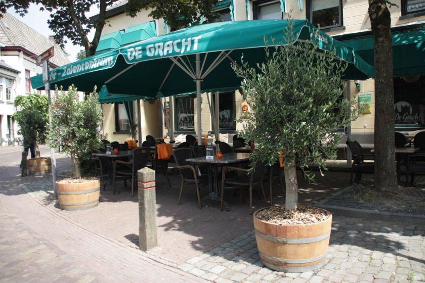 Eetcafé en Zalencentrum de Gracht