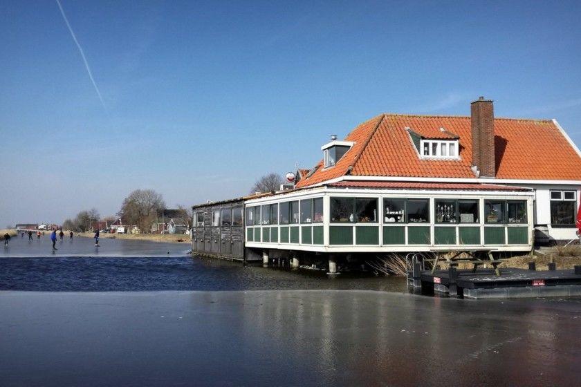 Eetcafé Halfweg Ursem - De waterkant