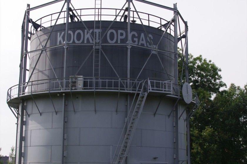 Gashouder Dedemsvaart