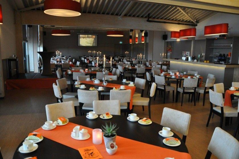 Grandcafé, Zalen, Sporthal DE DRES