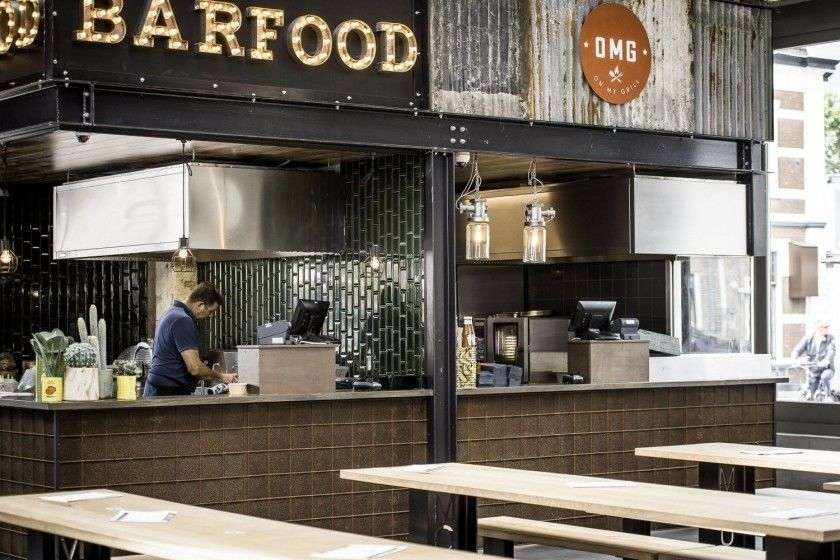 MOUT Foodhall & Brouwerijcafé