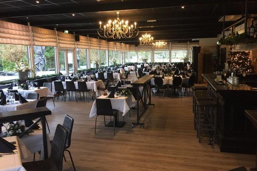 Partycentrum & Restaurant & Terras Wantijpaviljoen