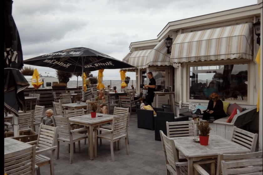 Paviljoen Strandbad Edam