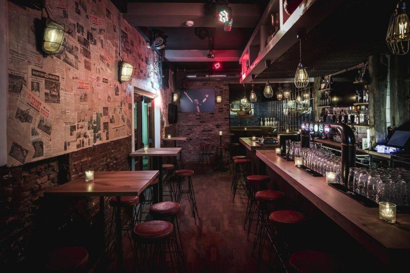Sports Bar Old Dutch