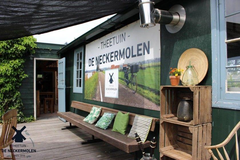Theetuin de Neckermolen